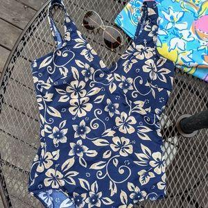 Miraclesuit bathing suit size 12